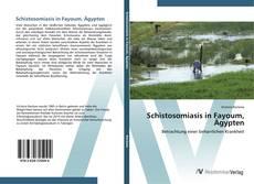 Portada del libro de Schistosomiasis in Fayoum, Ägypten