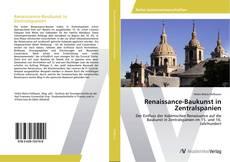 Buchcover von Renaissance-Baukunst in Zentralspanien