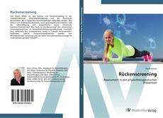 Bookcover of Rückenscreening
