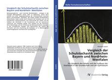 Portada del libro de Vergleich der Schulstochastik zwischen Bayern und Nordrhein- Westfalen