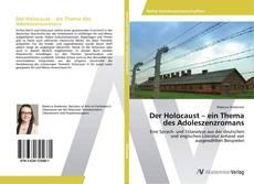 Bookcover of Der Holocaust – ein Thema des Adoleszenzromans