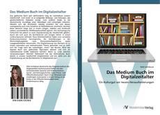Das Medium Buch im Digitalzeitalter kitap kapağı