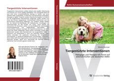 Couverture de Tiergestützte Interventionen