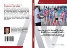 Portada del libro de Sportunterricht aus Sicht der Schülerinnen und Schüler