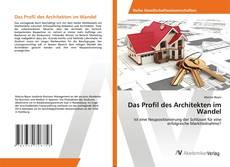 Buchcover von Das Profil des Architekten im Wandel
