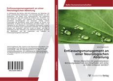 Bookcover of Entlassungsmanagement an einer Neurologischen Abteilung