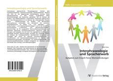 Interphraseologie und Spracherwerb kitap kapağı
