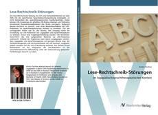 Bookcover of Lese-Rechtschreib-Störungen