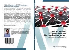 Portada del libro de IO-Link Devices in SNMP-basiertem Netzwerkmanagement
