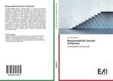 Responsabilità Sociale d'Impresa kitap kapağı