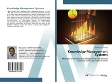 Bookcover of Knowledge Management Systems