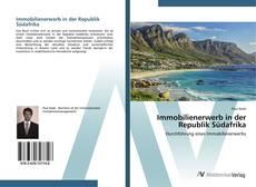 Copertina di Immobilienerwerb in der Republik Südafrika