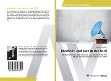 Buchcover von Identität und Jazz in der DDR