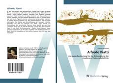 Bookcover of Alfredo Piatti