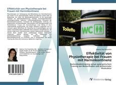 Bookcover of Effektivität von Physiotherapie bei Frauen mit Harninkontinenz