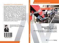 Portada del libro de Gesundheit 2.0 im Rettungsdienst