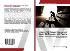Bookcover of Lebensstilinterventionen und deren Einfluss auf die Psyche