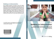 Bookcover of Mobbing im Volksschulalter