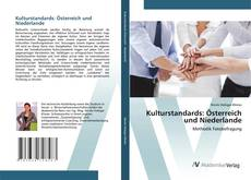 Borítókép a  Kulturstandards: Österreich und Niederlande - hoz