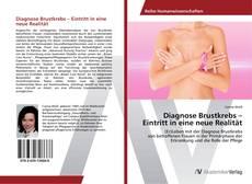 Diagnose Brustkrebs – Eintritt in eine neue Realität kitap kapağı