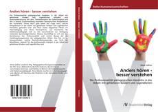 Buchcover von Anders hören - besser verstehen