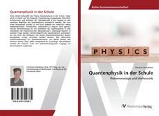 Обложка Quantenphysik in der Schule