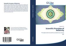 Copertina di Scientific Principles of Relativity