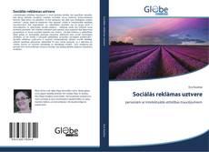 Capa do livro de Sociālās reklāmas uztvere
