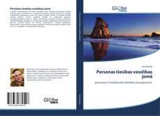 Personas tiesības veselības jomā kitap kapağı