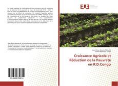 Copertina di Croissance Agricole et Réduction de la Pauvreté en R.D.Congo