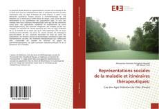 Couverture de Représentations sociales de la maladie et itinéraires thérapeutiques: