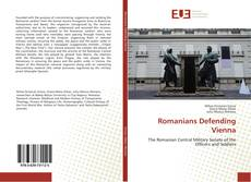 Bookcover of Romanians Defending Vienna