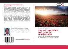 Bookcover of Las percepciones psico-socio-ambientales