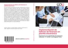 Bookcover of Implementación de talleres de finanzas en planilla electrónica