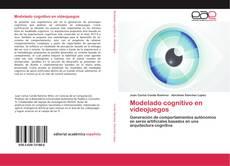 Copertina di Modelado cognitivo en videojuegos