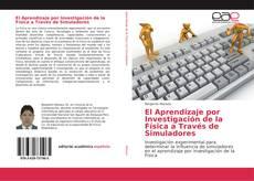 Capa do livro de El Aprendizaje por Investigación de la Física a Través de Simuladores