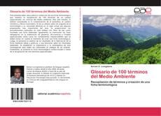 Glosario de 100 términos del Medio Ambiente kitap kapağı