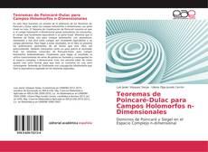 Обложка Teoremas de Poincaré-Dulac para Campos Holomorfos n-Dimensionales