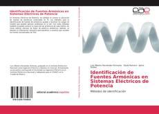 Identificación de Fuentes Armónicas en Sistemas Eléctricos de Potencia的封面
