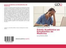 Buchcover von Estrés Académico en Estudiantes de Medicina