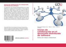 Portada del libro de Inicios de colaboración en el desarrollo distribuido de software