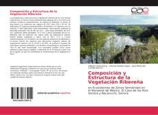 Capa do livro de Composición y Estructura de la Vegetación Ribereña