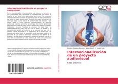 Internacionalización de un proyecto audiovisual kitap kapağı