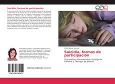 Обложка Suicidio, formas de participación
