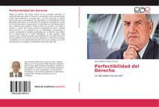 Обложка Perfectibilidad del Derecho