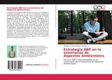 Portada del libro de Estrategia ABP en la enseñanza de Aspectos Ambientales
