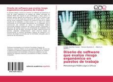 Diseño de software que evalúa riesgo ergonómico en puestos de trabajo的封面