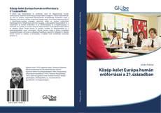 Bookcover of Közép-kelet Európa humán erőforrásai a 21.században