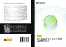 Portada del libro de 再生能源政策之效益評價模式建構與應用