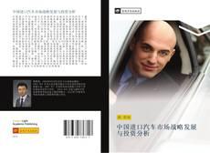 Copertina di 中国进口汽车市场战略发展与投资分析